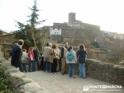 Turismo Activo - Valle del Ambroz y Candelario; asociaciones senderismo madrid